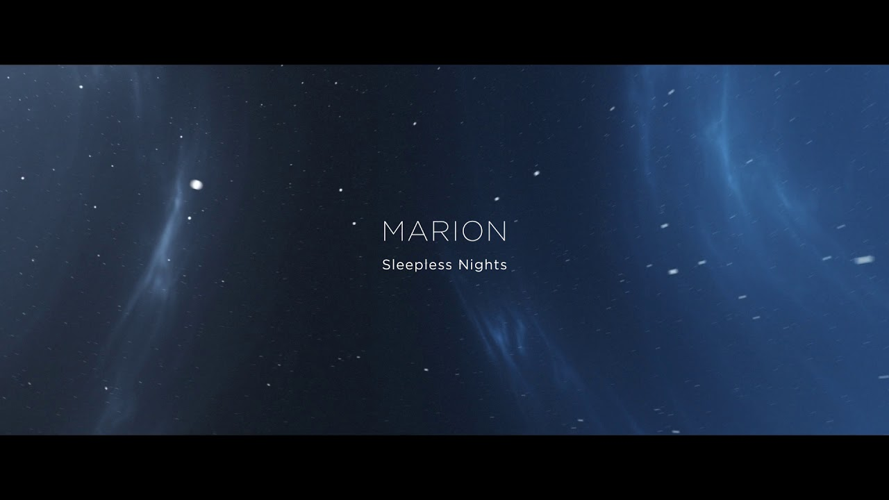 MARION - Sleepless Nights