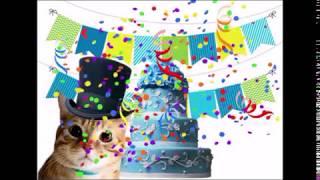 happy birthday лучшее и веселое поздравление с Днем Рождения