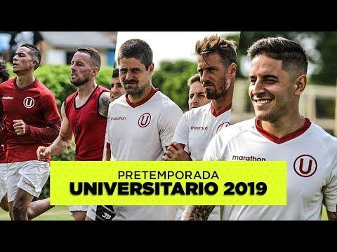 ¡Con sus fichajes! Universitario versión 2019