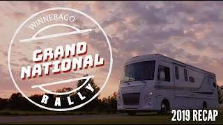 Family's First Winnebago Grand National Rally