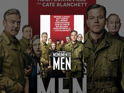 The Monuments Men Mp3