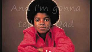 The Jackson 5 I saw Mommy kissing Santa Claus (with lyrics) thumbnail