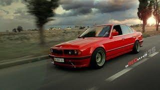 Поясню про РАЗВАРКИ на BMW e34. Ужасы ночного города Н. Раскатка арок бмв е34. #вREDина.
