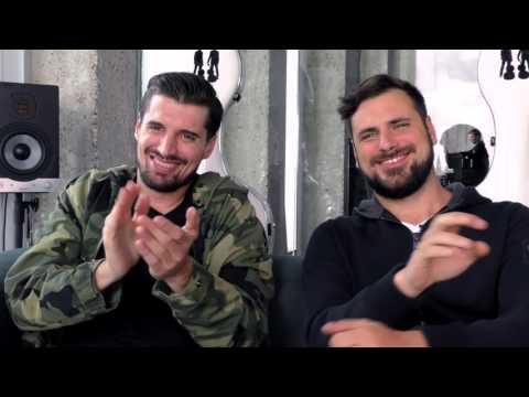 2Cellos interview - Luka & Stjepan (part 1)