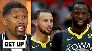 Steph Curry will be limited, Draymond will post 'monster numbers' next season - Jalen Rose | Get Up