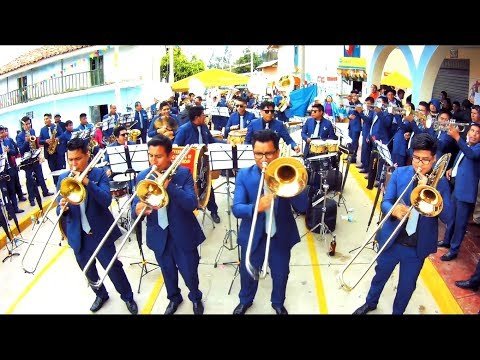 ANTA 2017 CARHUAZ - BANDA CONCERT BAND PERU - MIX HUAYNO