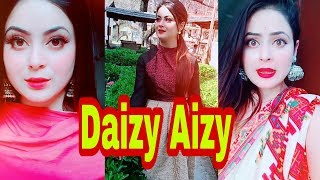 Daizy Aizy Tik Tok Video Part 5 | Indian Beautiful Girl Romantic ...
