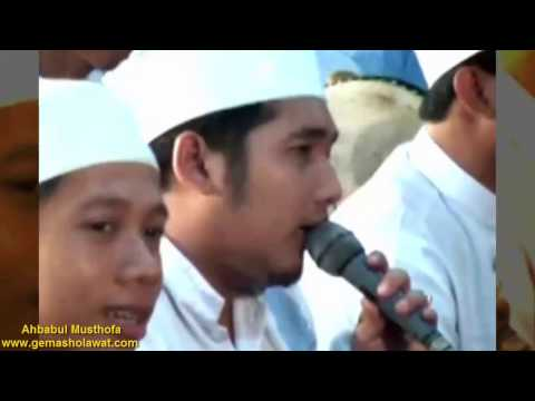 Alhamdulillah Wa Syukrulillah الْحَمْدُ لله وَ شُكْرُ لله voc Gus Ghofur Ahbabul Musthofa HD