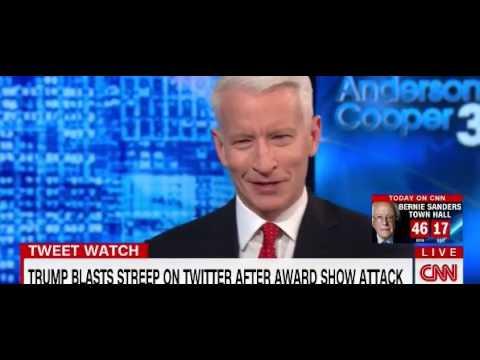 Matt Lewis CNN Merly Streep This is Why Trump Won