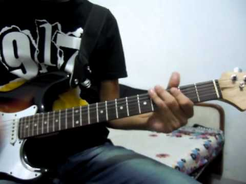 sadda haq guitar lesson(chords and riffs)