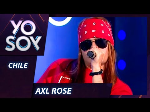 Axl Rose cover