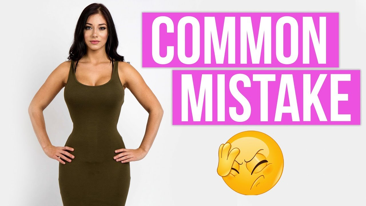 594db9eb2e The  1 Waist Trainer Sizing Most Common Mistake 😱. Luxx Curves