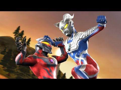Ultraman Zero Belial Returns