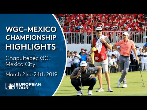 Extended Tournament Highlights | 2019 WGC - Mexico Championship