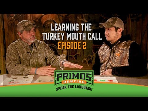 Learning the Turkey Mouth Call E2: The Highs and Lows