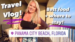 Panama City Beach - Travel Vlog!