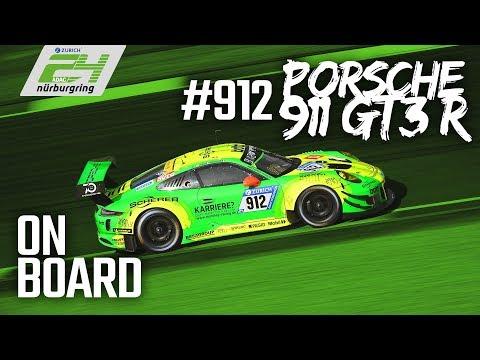 Porsche 911 GT3 R | Manthey Racing | Full Race | ADAC 24h-Qualifikationsrennen 2018