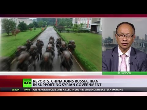 China 'to provide aid, enhance military training' in Syria – top army official