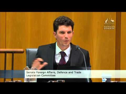 The Department of Defence at Senate Estimates