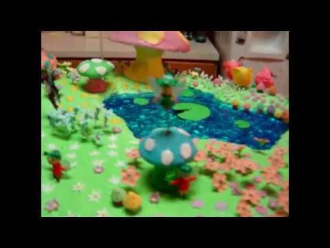 Fairy Cake (animated)