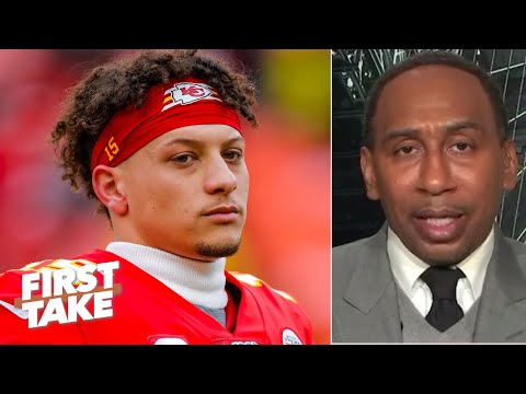 Stephen A.: Patrick Mahomes Isn't Under Pressure To Repeat As A Super Bowl Champ | First Take