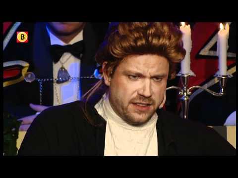 Keiebijters Kletstoernooi - Rob Scheepers als Advocaat Dick