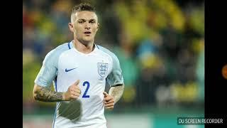 Trippier GOL!! Z rzutu wolego! Chorwacja Anglia 0-1