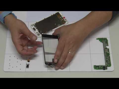 Sustitución Digitalizador Huawei Ascend G620S