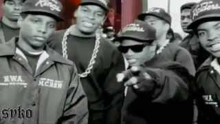 Eazy E Boyz N The Hood Music Video Youtube