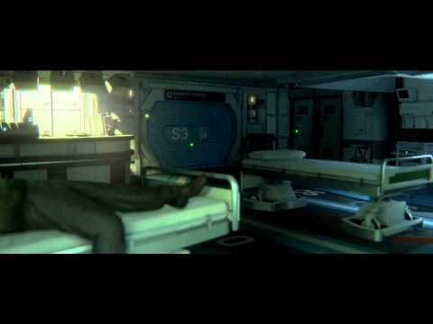 Alien: Isolation Official E3 Gameplay Trailer - Survive