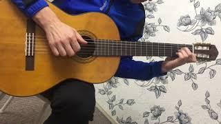 """Результат обучения на гитаре за 3 месяца с уровня """"умел только брыньчать"""". =)"""