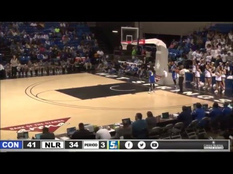Lady Cats VS North Little Rock- 2016 State 7A Finals