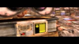 Прохождение игры Wall-E #1 Долгое обучение.