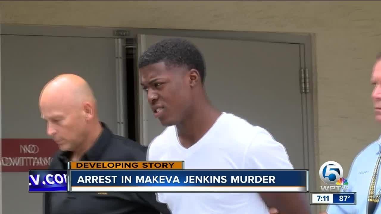 Arrest made in Makeva Jenkins murder   Doovi