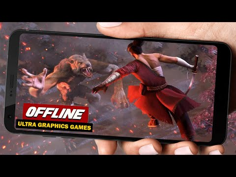 Top 5 NEW Offline Games for Android in 2020 - Ultra Graphics Games - Proplayer - - 동영상