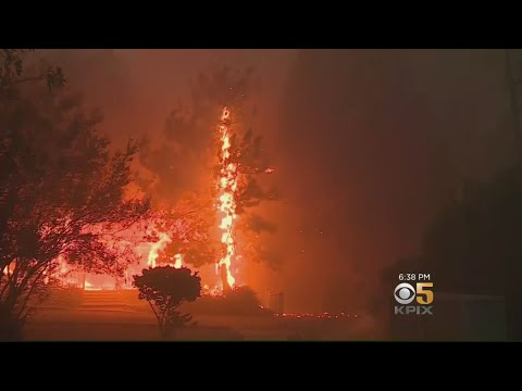 Camp Fire 6 PM Update: 9 Dead, 6,500 Homes Burned in Butte County