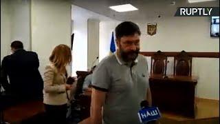 Суд в Киеве рассматривает жалобу на продление ареста Вышинского — LIVE