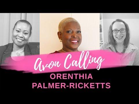 Avon Calling: Orenthia Ricketts From A Shy New Avon Lady to Quarter Million Dollar Beauty Boss