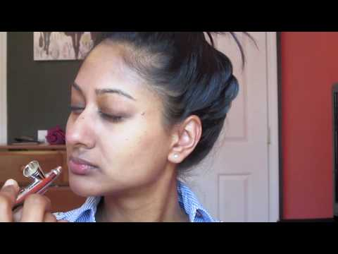 Luminess Air Airbrush Makeup Demo