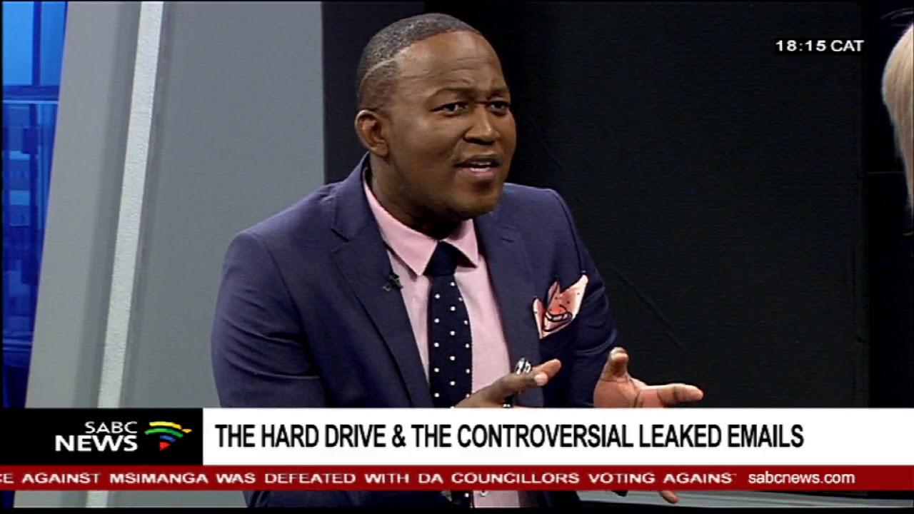 Raymond Zondo will accept GuptaLeaks hard drives as evidence