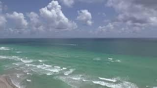 Продается квартира в Майами с прямым видом на океан в Hollywood Miami