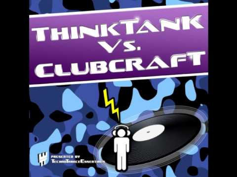 Thinktank Vs. Clubcraft Release Nov. 2012
