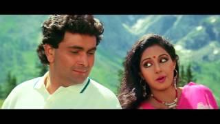 Tere Mere Hoton Pe  - Chandni  - 1080p HD