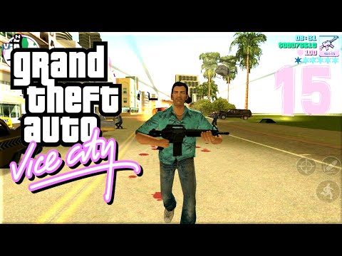 GTA Vice City PS4 HD - Gameplay Walkthrough Part 15 - Let's Play Playthrough Review