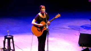 Suzanne Vega - Marlene on the Wall. Live in Caesarea, Israel