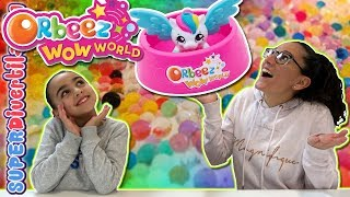 ORBEEZ WOW World! Juguetes sorpresa en SUPERDivertilandia.