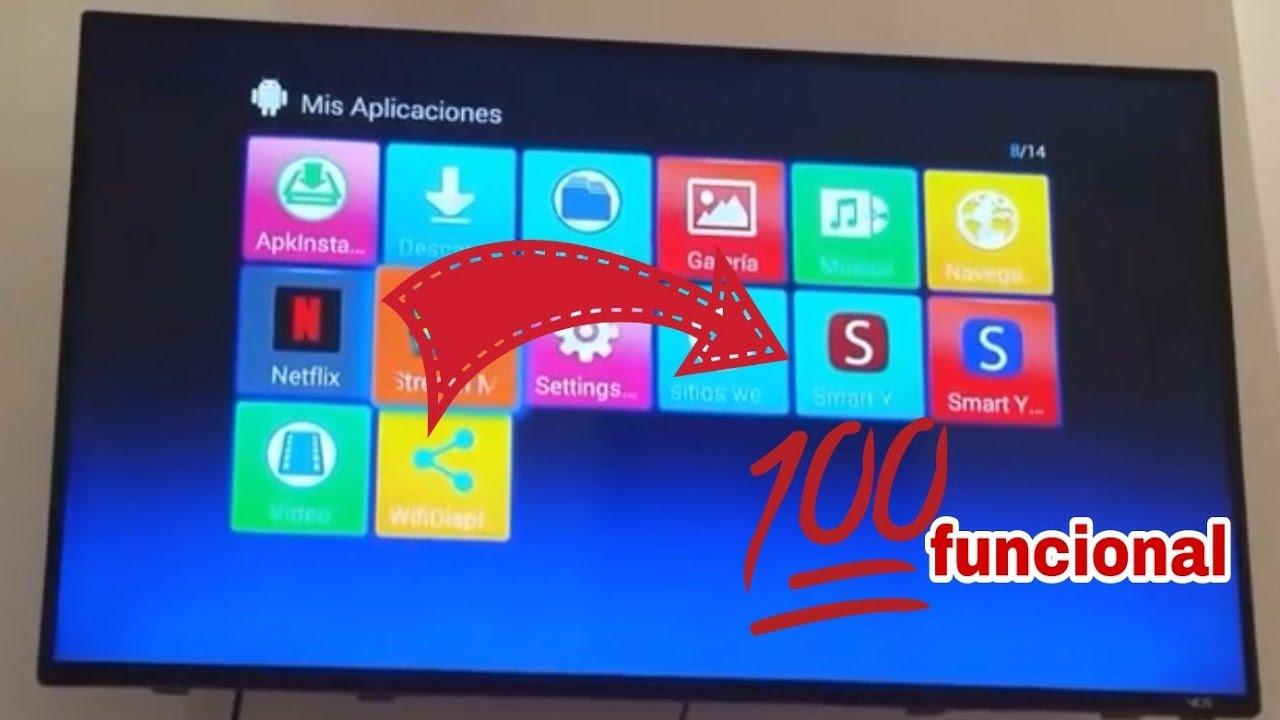 abd74ace89f ⚫Como usar Youtube en tu smart tv