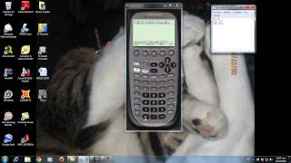 How to solve systems of equations on the TI 89 Titanium