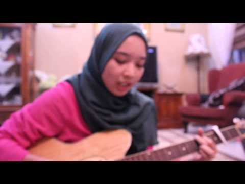 Biarkanlah - Drama Band (cover by farah)