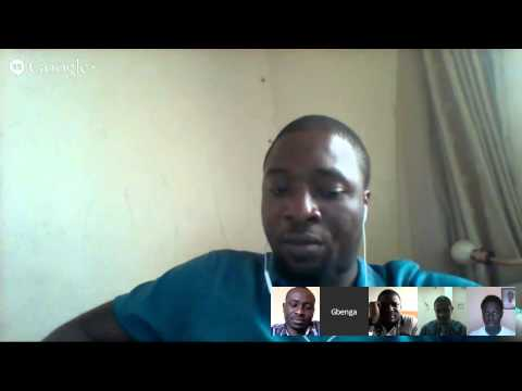 Hangout On The Outcome Of Nigeria's Presidential Elections
